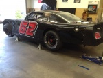 Super Late Model 62 on stands.JPG
